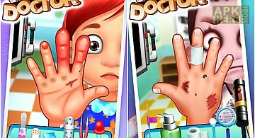 Hand doctor - kids games
