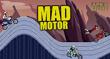 Mad motor: motocross racing. dir..