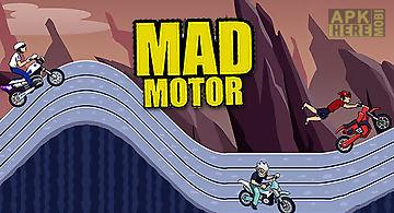 Mad motor: motocross racing. dir..