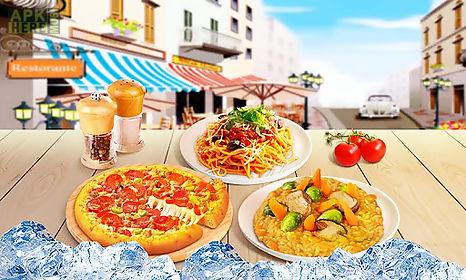 pasta & pizza - food maker!