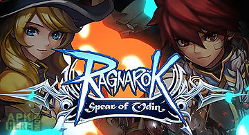 Ragnarok: spear of odin