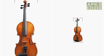 Tiny open source violin