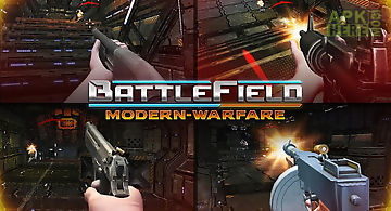 Battlefield: modern warfare