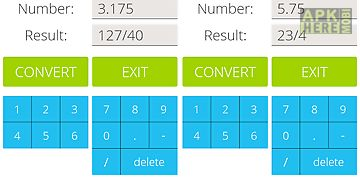 Fraction calculator plus free for Android free download at Apk Here
