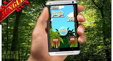 Jungle free run game