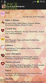 love letters & romantic quotes