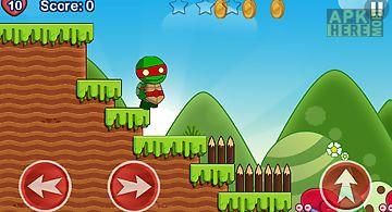 Ninja run:turtle legend