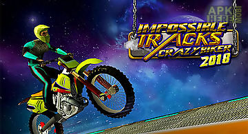 Impossible tracks: crazy biker 2..