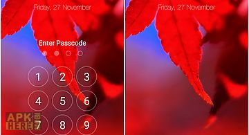 Keypad lock screen 7