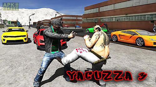 yacuzza 3: mad city crime