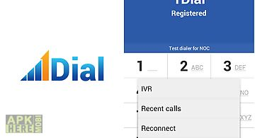 1 dial