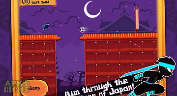 Ninja nights - endless runner