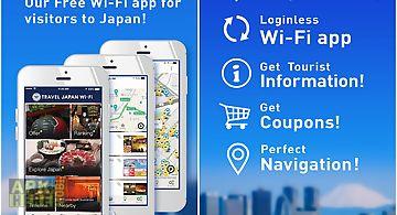 Travel japan [tjw] free wi-fi