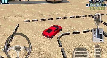 3d parking lot king - car park