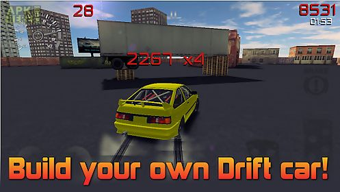real drifting car drift free