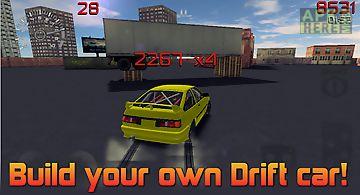 Real drifting car drift free