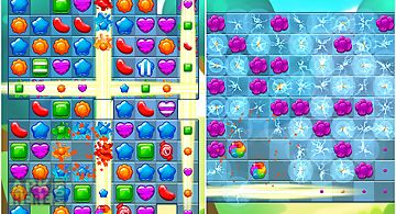 Candy garden – sweets blaster