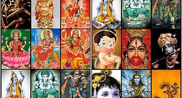 Hindu gods chat wallpaper