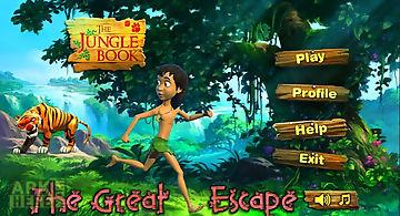 Jungle book-the great escape
