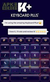 keyboard plus designer