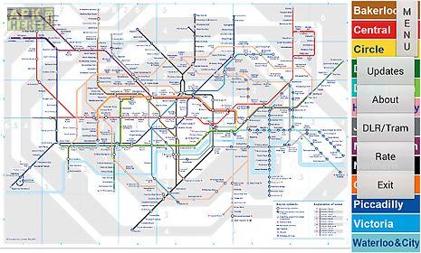 london tube map london tube map