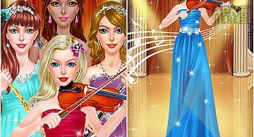 Musician girl - dream job