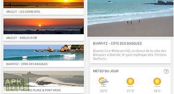 Webcam surf - weather webcam