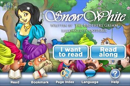 snow white storychimes