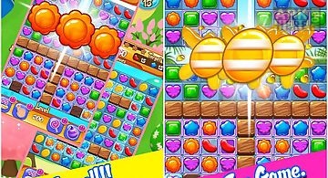 Sweet jelly match 3 free game