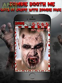 zombie booth me - photo editor