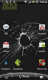 cracked screen (animated)