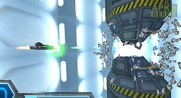 Razor run - 3d space shooter