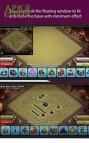 clash base designer for coc