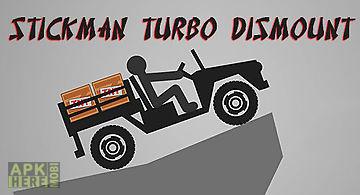 Stickman turbo dismount