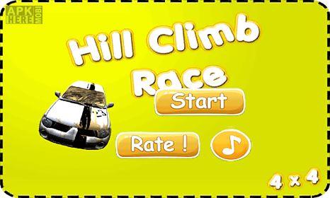 mountain climb racing : 4x4