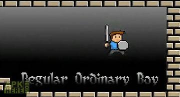 Regular ordinary boy