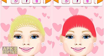 baby hair salon for android free download at apk here store