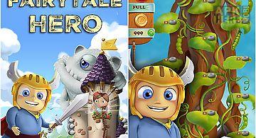 Fairytale hero: match 3 puzzle