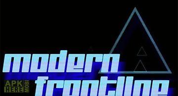 Modern frontline