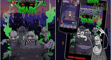 Zombie wars - empires of the und..
