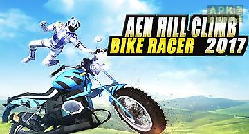 Aen hill climb bike racer 2017