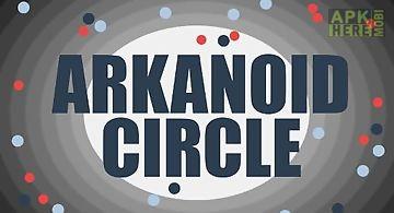 Arkanoid circle: circlenoid