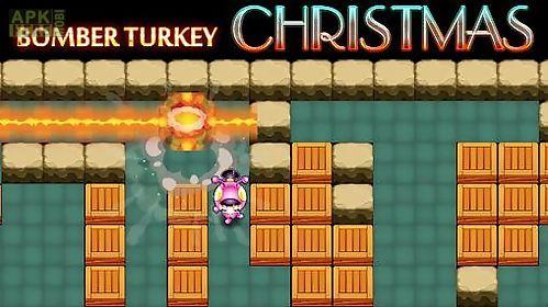 bomber turkey: christmas