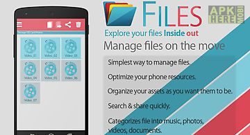 Files - file explorer and manage..