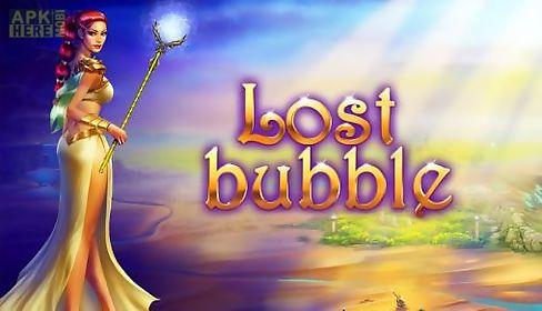 lost bubble