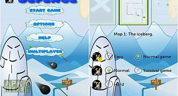 Penguins defence