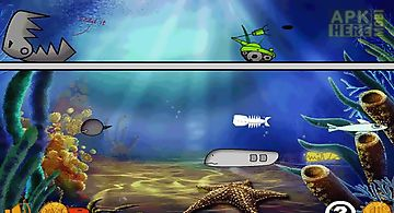 Robot fishing games