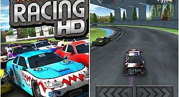 Thumb car racing