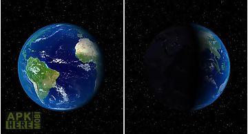 Dynamic earth Live Wallpaper