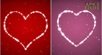 Heart 3d  Live Wallpaper